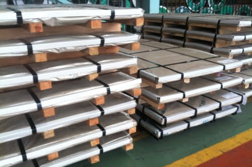 Stainless Steel 317L Sheets/Plates Suppliers, SS 317L Plates Exporters, SS 317L Sheets Manufacturers, UNS S31703 Plates Dealers, 1.4438 Plates Distributors