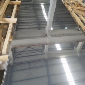 202 Stainless Steel Mirror (No. 8) Finish Sheets Manufacturers in India