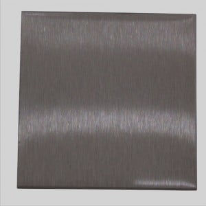 304 Stainless Steel Matte (No.4) Finish Sheets Manufacturers in India