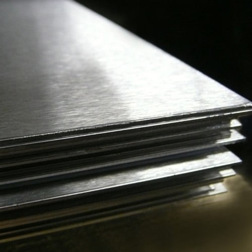 316L Stainless Steel Matte (No.4) Finish Sheets Manufacturers in India