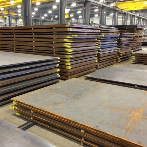 EN 10028-2 12CrMoV12-10 Steel Plates Manufacturers, Suppliers