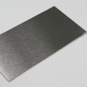 SS 316 Grade Matte (No.4) Finish Sheets Manufacturers, Suppliers, Dealers in India