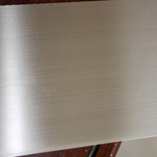 SS 430 Grade Matte (No.4) Finish Sheets Manufacturers, Suppliers, Dealers in India