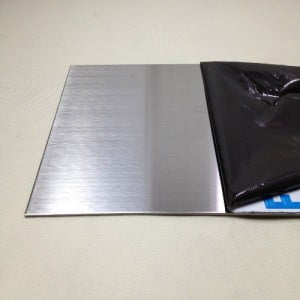 Stainless Steel Sheets, SS 439 Matte (No.4) Finish Sheets Manufacturers in India